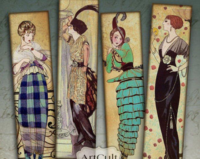 Digital Collage Sheet TORSO Printable Dress Form Images for ...