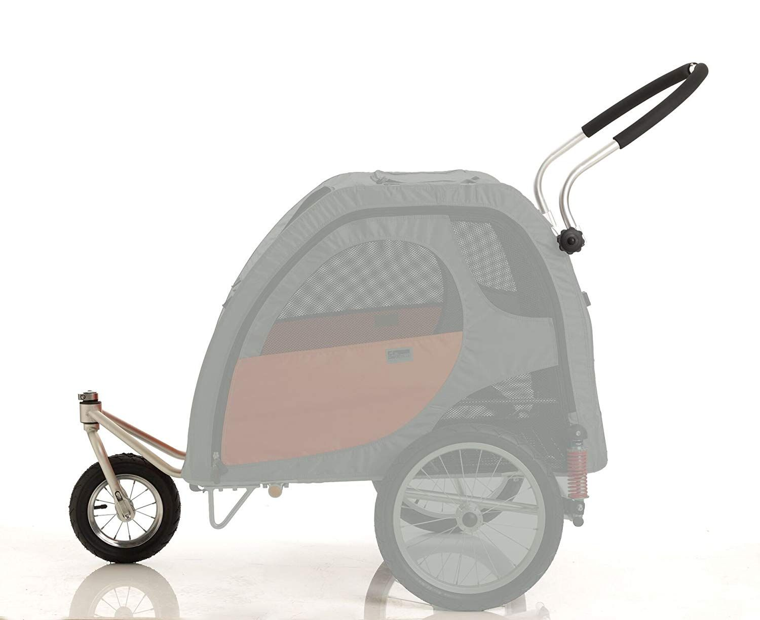 Petego Stroller Conversion Kit for Comfort Wagon Pet Bicycle Trailer