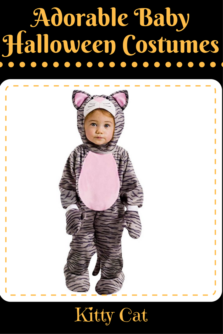Halloween costume for babies- kitty cat. #halloween #costume #babies #cat #affiliatelink  sc 1 st  Pinterest : baby cat halloween costume  - Germanpascual.Com