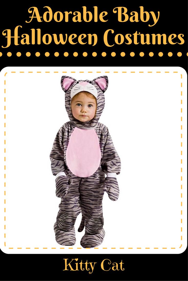 Halloween costume for babies- kitty cat. #halloween #costume #babies #cat #affiliatelink  sc 1 st  Pinterest & Halloween costume for babies- kitty cat. #halloween #costume #babies ...