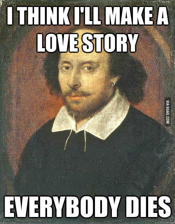 Shakespeare Logic Funny Quotes Humor Shakespeare