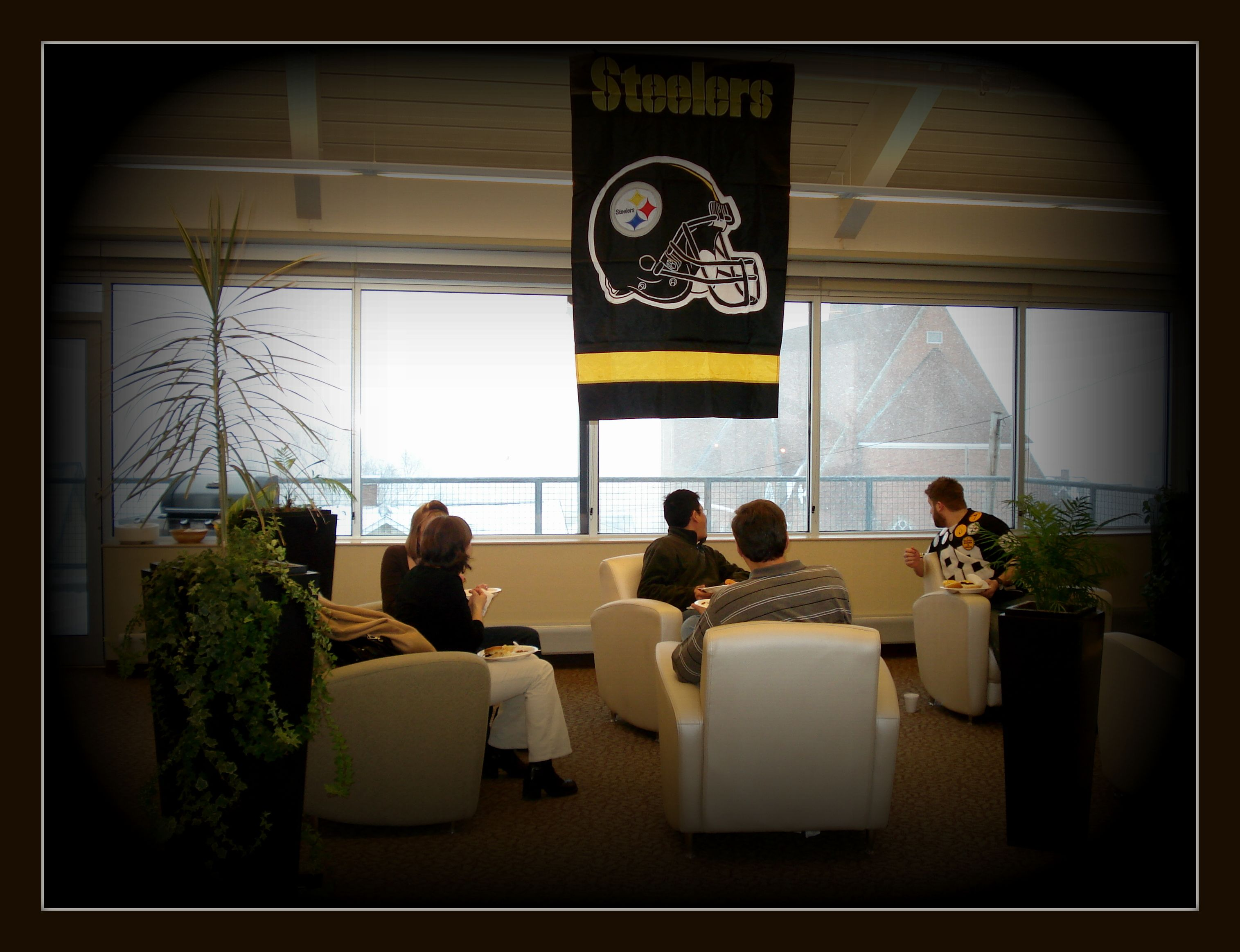 Steeler Tailgate Party