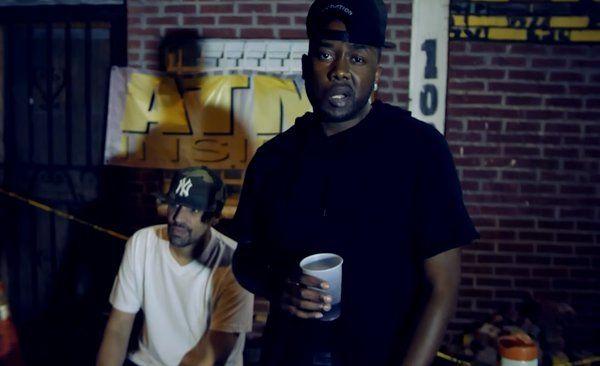 Video: Conway – Blakk Tape