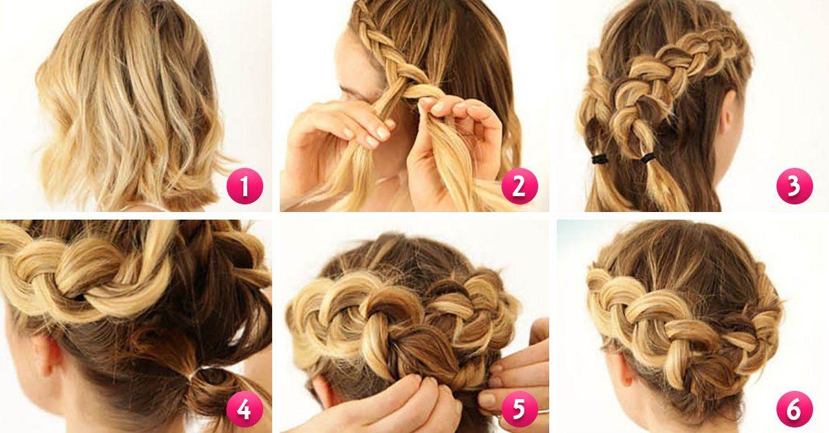 10 Super bonitos y sencillos peinados para darle más actitud a tu nuevo corte Bob  – Peinados