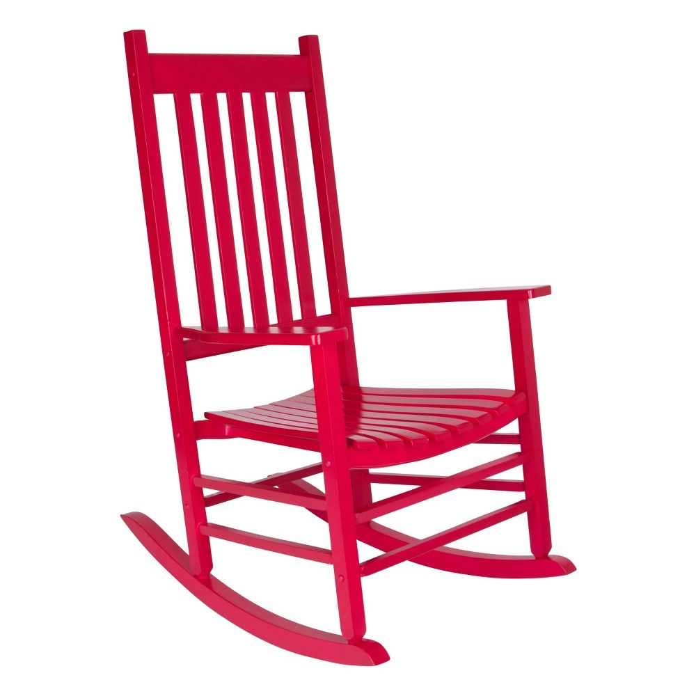 Vermont Porch Rocker Red Shine Company Inc Porch Rocker Rocking Chair Porch Rocking Chair