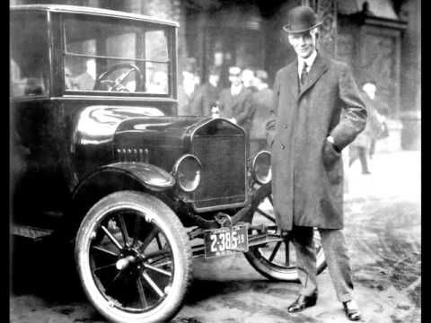 Inventors And Inventions Youtube Inventions Detroit Cars