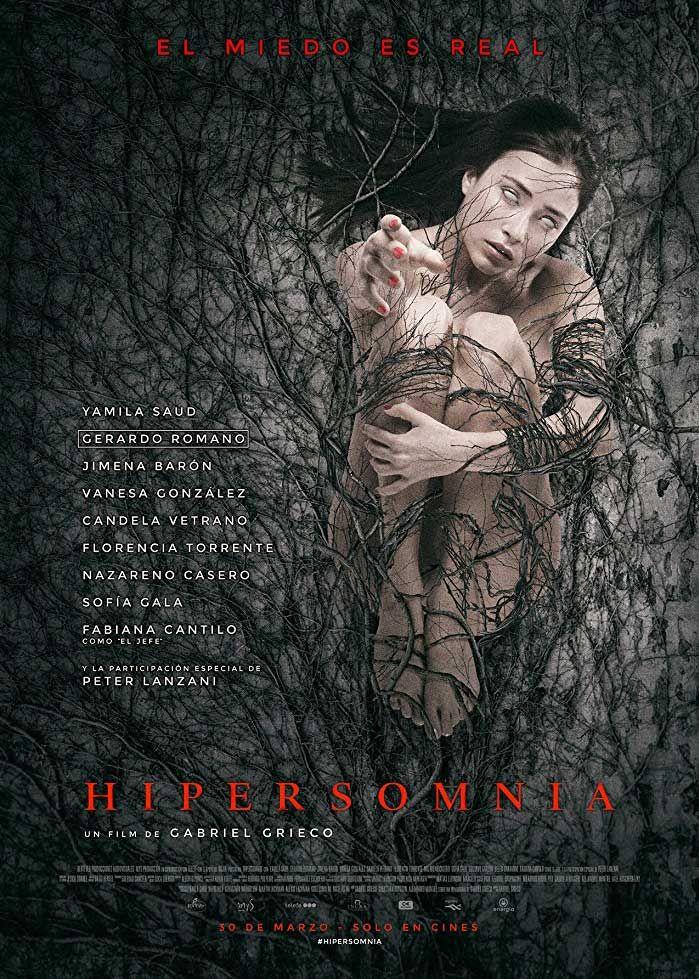 Risultati immagini per hypersomnia film poster