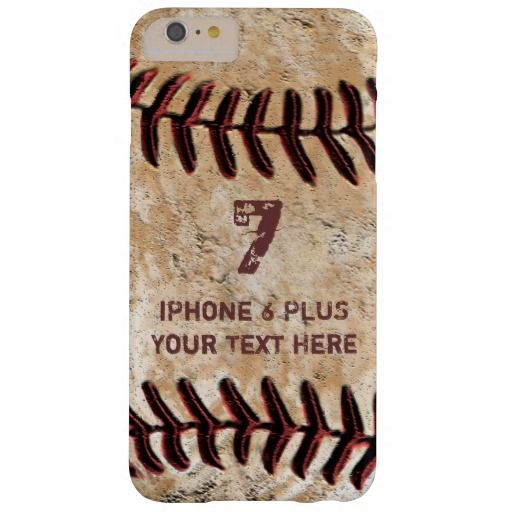 Personalized Baseball iPhone 6 PLUS Case Your TEXT. Baseball iPhone 6 Plus CLICK HERE: http://www.zazzle.com/personalized_baseball_iphone_6_plus_case_your_text-179704763264871548?rf=238012603407381242* See the cool matching baseball covers for your computer and devices.   Sports Gifts ZAZZLE LINK CLICK HERE: : http://www.zazzle.com/yoursportsgifts/gifts?cg=196287291800049169&rf=238012603407381242*  Great personalize baseball gifts for men and boys. Custom Grunge baseball vintage design.