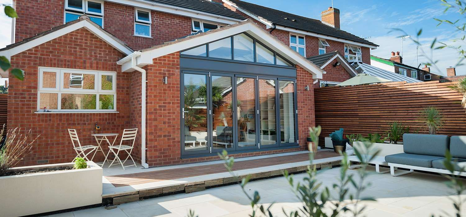 Solid Roof Orangeries Solid Roof Orangery from 5 Star