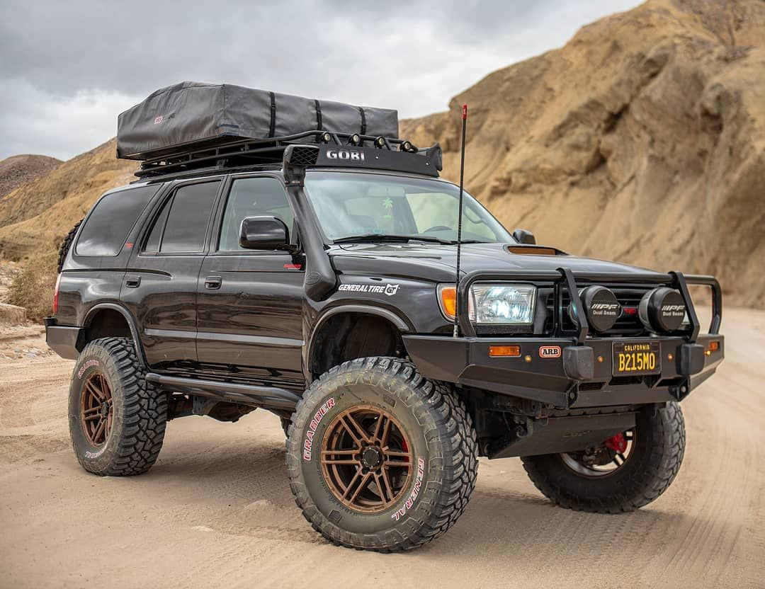 Outworld On Instagram Say Goodbye To The Arb Rooftop Tent And Stay Tuned For The Replacement Neverdone Toyota Suv Roof Top Tent 3rd Gen 4runner
