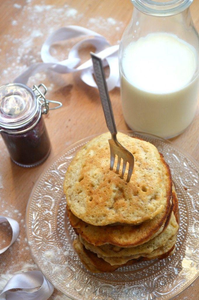 Recette Pan Cakes Fibre
