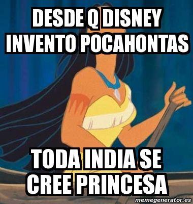 Princesas Disney Chistosas Buscar Con Google Good Jokes Disney Memes Memes