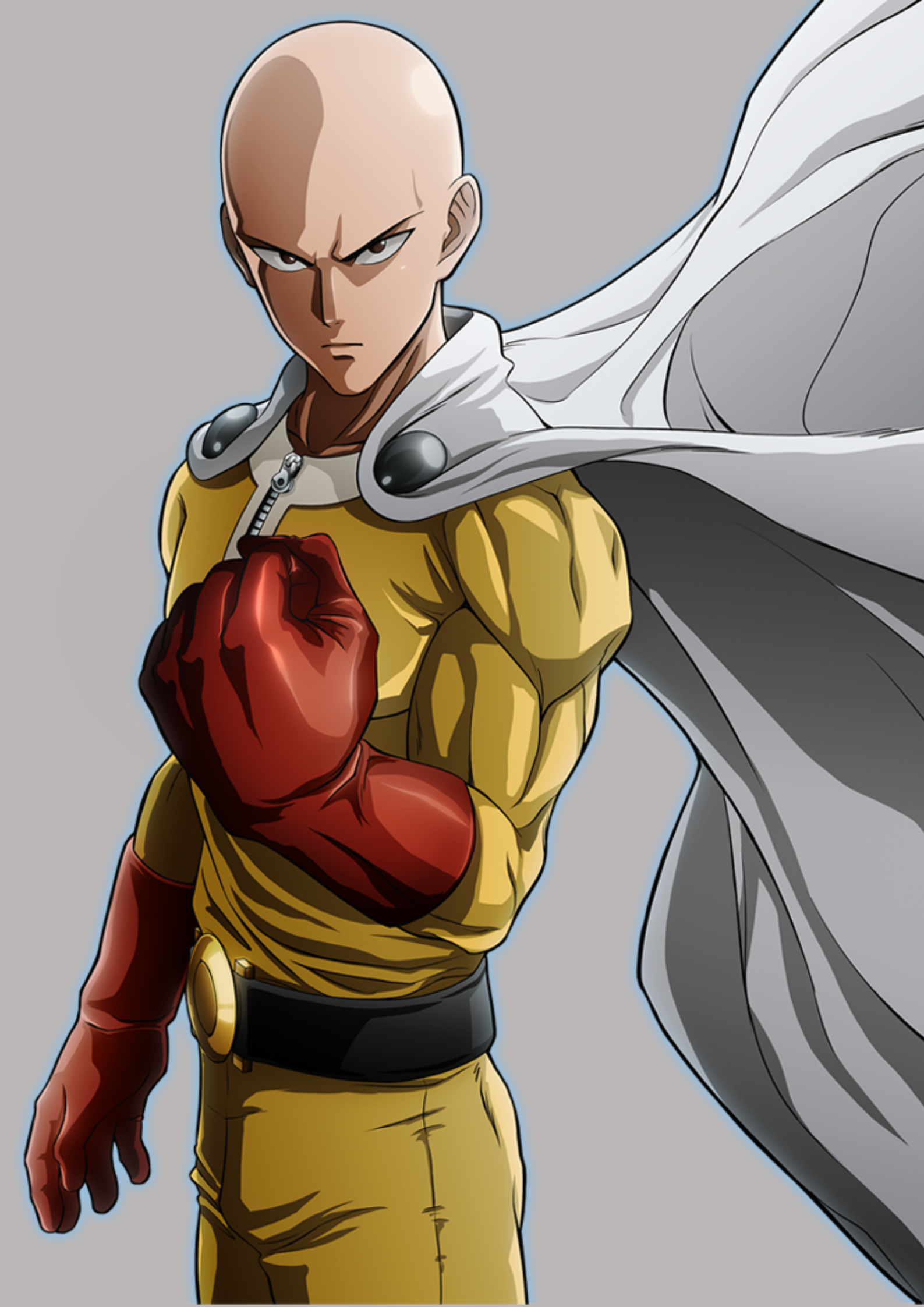 Why Is Saitama So Powerful Secret Revealed One Punch Man One Punch Man Anime One Punch Man Manga One Punch Man
