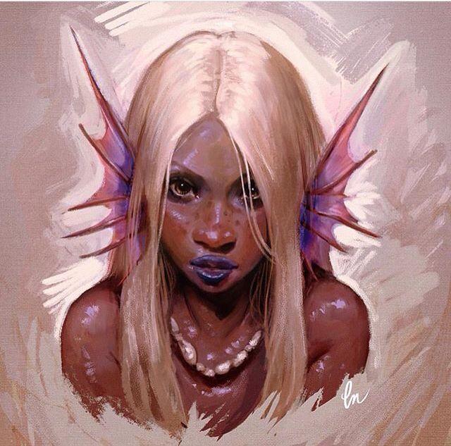 Mermaid Ears Mermaid Art Realistic Mermaid Creature Drawings