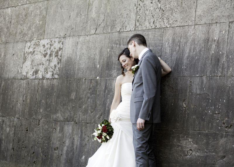 Bildschön Fotografie • gerade eben #Hochzeit #NRW #Ruhrgebiet  #Brautpaar #Braut #Strauss #Braeutigam #Brautkleid #Trauzeuge #Trauzeugin #Hochzeitskleid