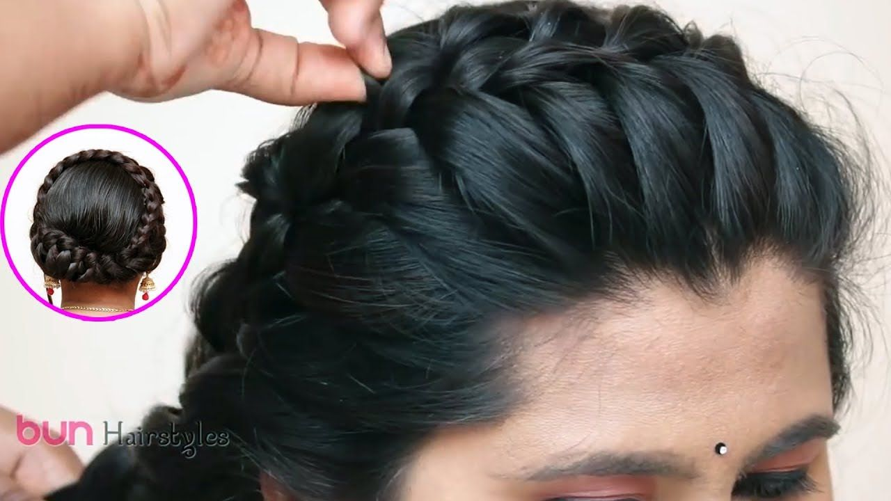 Awesome Hairstyle For Girls Beautiful Hairstyle For Party Functions Cool Hairstyles Girl Hairstyles Womens Hairstyles