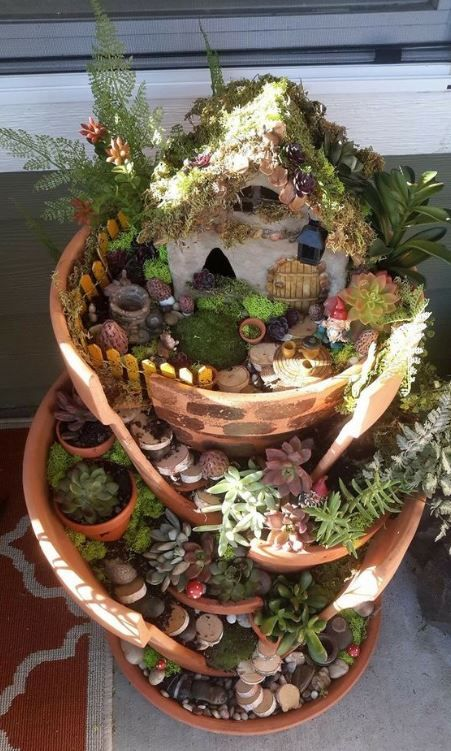 Photo of Stunning Landscaping With Epic Fairy Gardens | Design Inspiration Inc