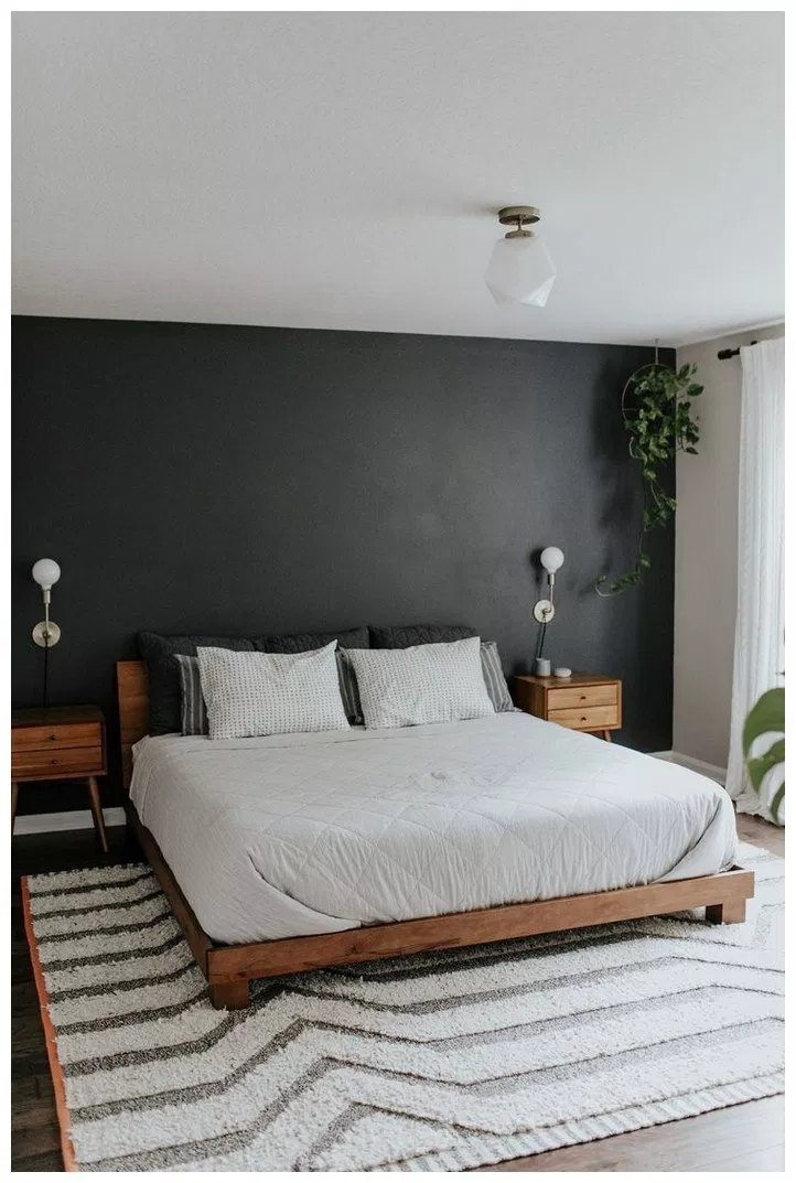 84 Awesome Fresh Master Bedroom Ideas For Your Home That You Must Know 53 Home In 2019 Bedroom Wall Home Decor Bedroom Bedroom Decor