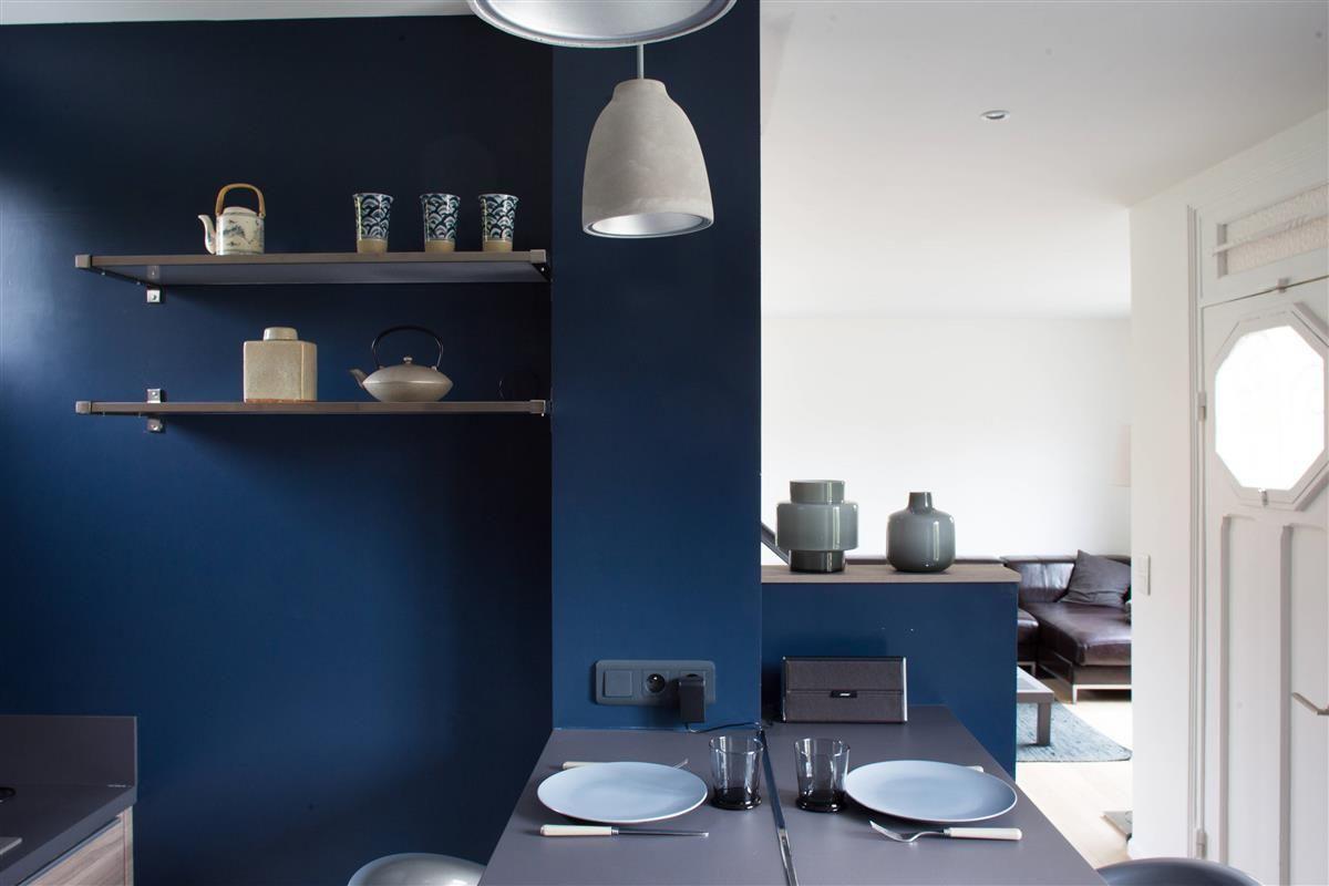 Maison en bleu et blanc, Chantiers de référence, Inspirations et ...