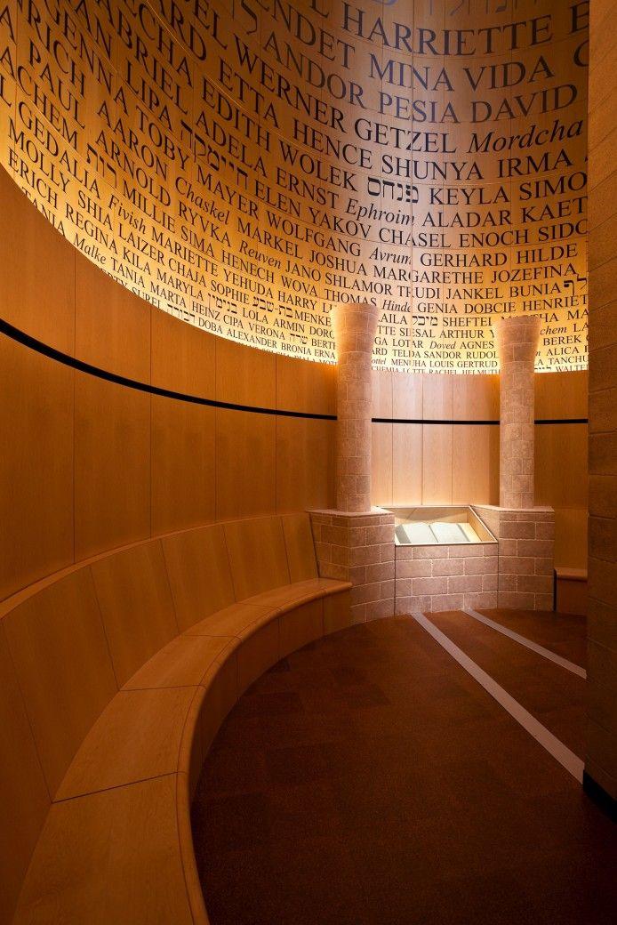 Holocaust Memorial Foundation of Illinois | Tigerman McCurry Architects