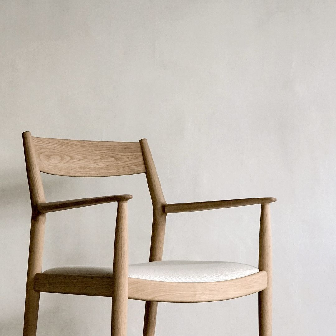 Our New Dining Chair For Japan S Largest Wooden Furniture