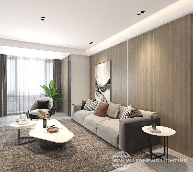 Pin On Living Rooms Lighting Design Small living room lighting design