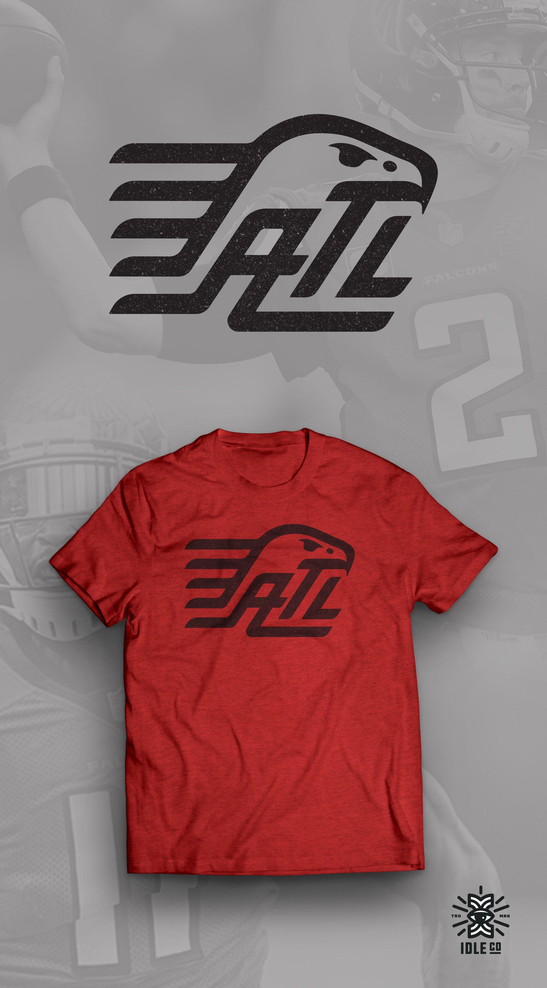 A New Retro Style Atlanta Falcons T Shirt Design Check It Out