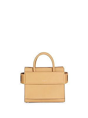 3c863db7b7 Givenchy Horizon Mini Leather Tote    this baby is the apple of my ...