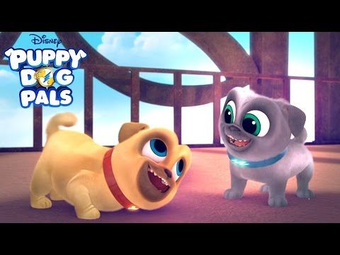 Be Sure To Watch Puppy Dog Pals Tomorrow 4 14 On Disney At 1030am