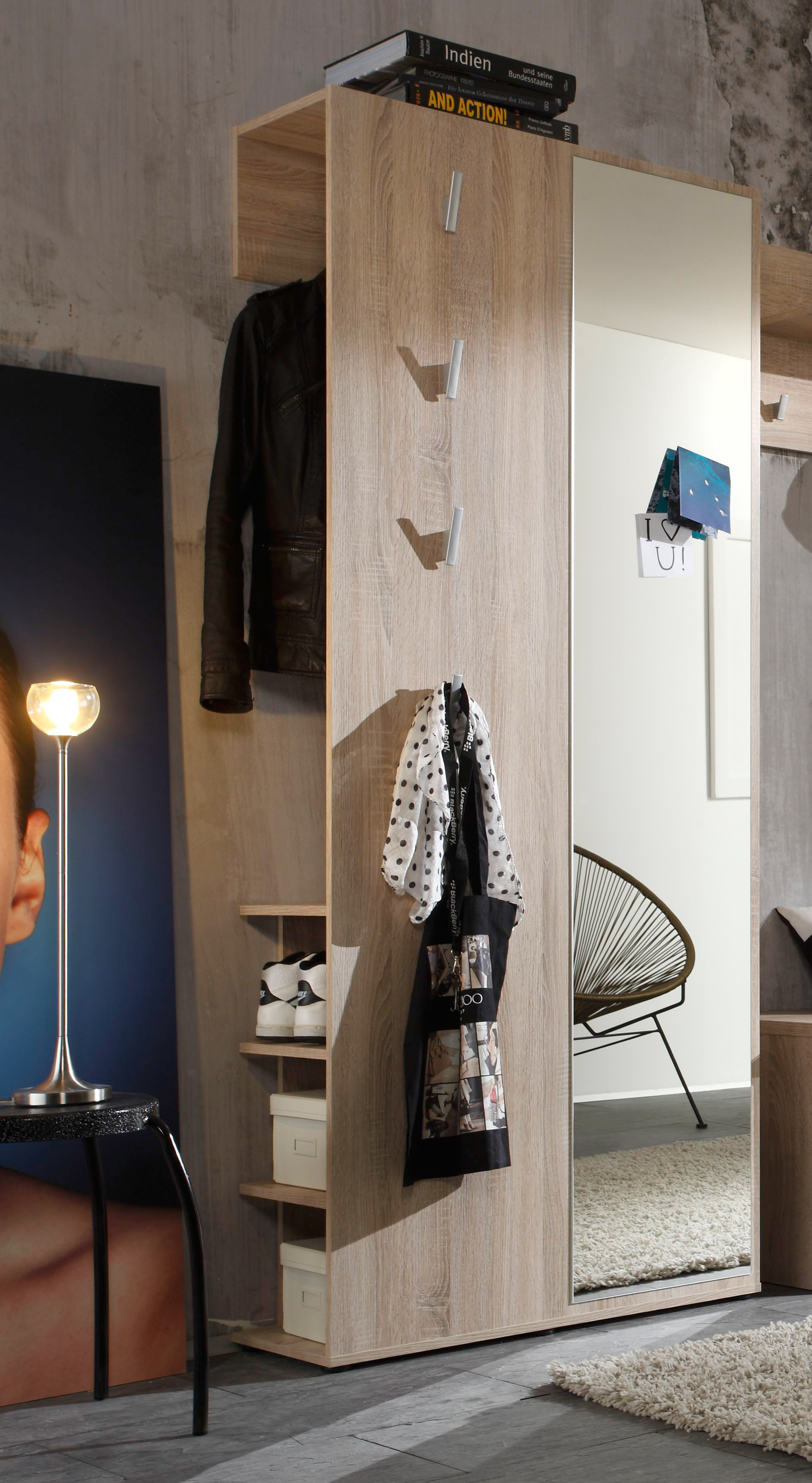 Garderoben In 2020 Wandgarderobe Design Schrankdekoration Innenarchitektur Schlafzimmer