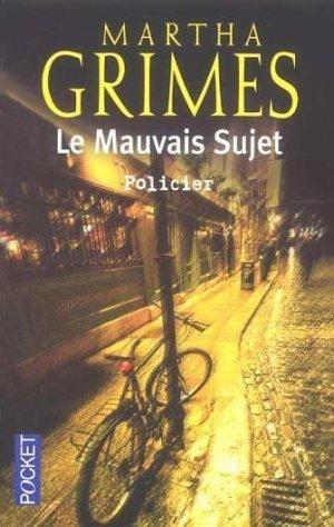 Martha Grimes Livres Livre Le Mauvais Sujet Martha Grimes Acheter Occasion 2004 Livre Policier Livre Roman Policier