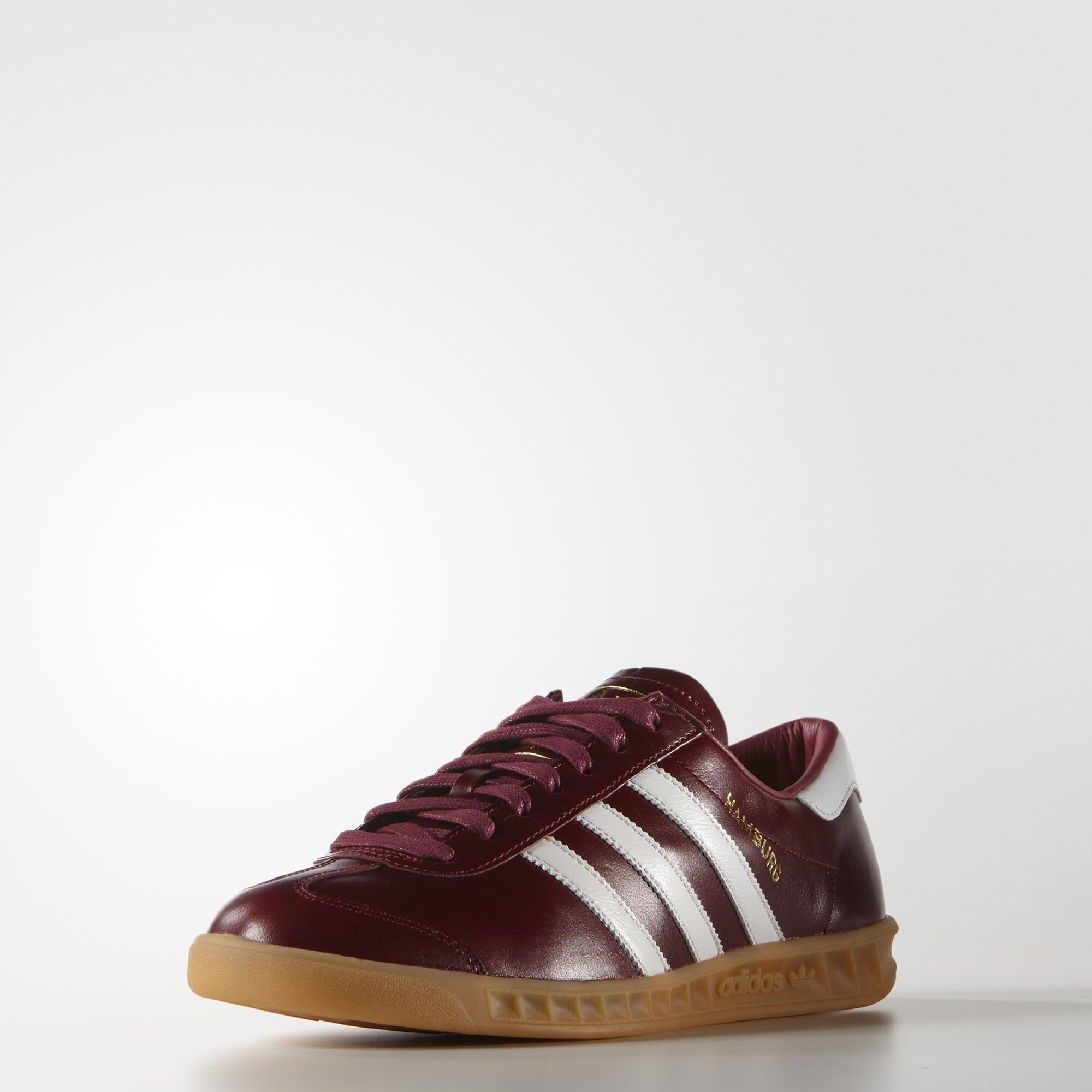 Adidas Originals Hamburg made in Germany | Adidas, Adidas