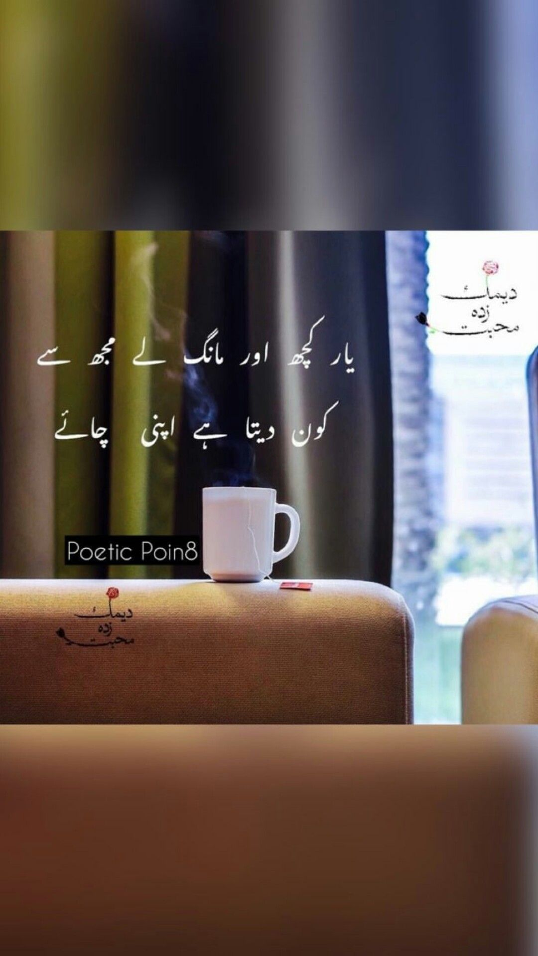 Mai To Bilkul Nhi Deti I Am Tea Positive Pinterest Iqbal