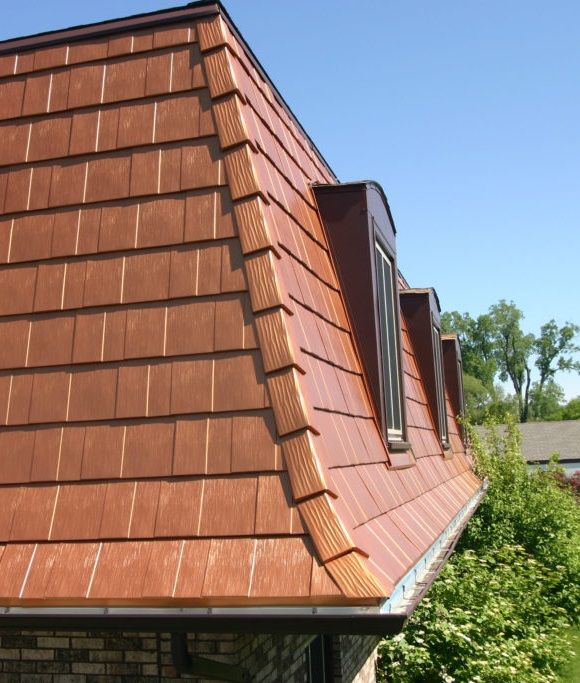 Best Copper Roof Ideas Beautiful Metal Roofing That Will Last A Lifetime Oxford Shingle In 400 x 300