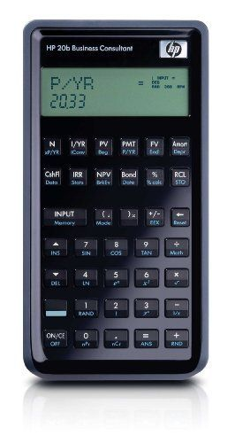Hp B Business Consultant Financial Calculator FAa Price