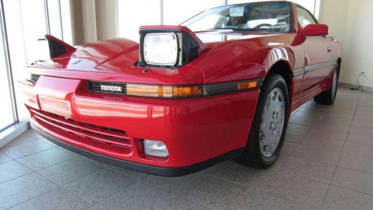 Unused 1990 Toyota Supra for sale in Canada | Toyota supra ...