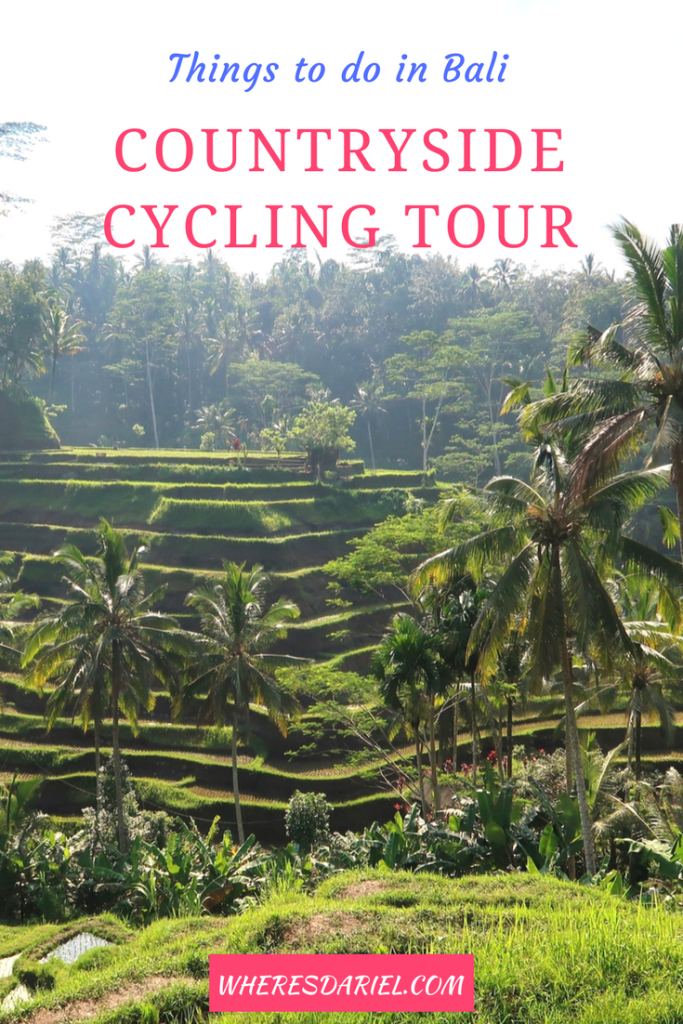 Things To Do In Bali Countryside Cycling Tour Responsible Travel