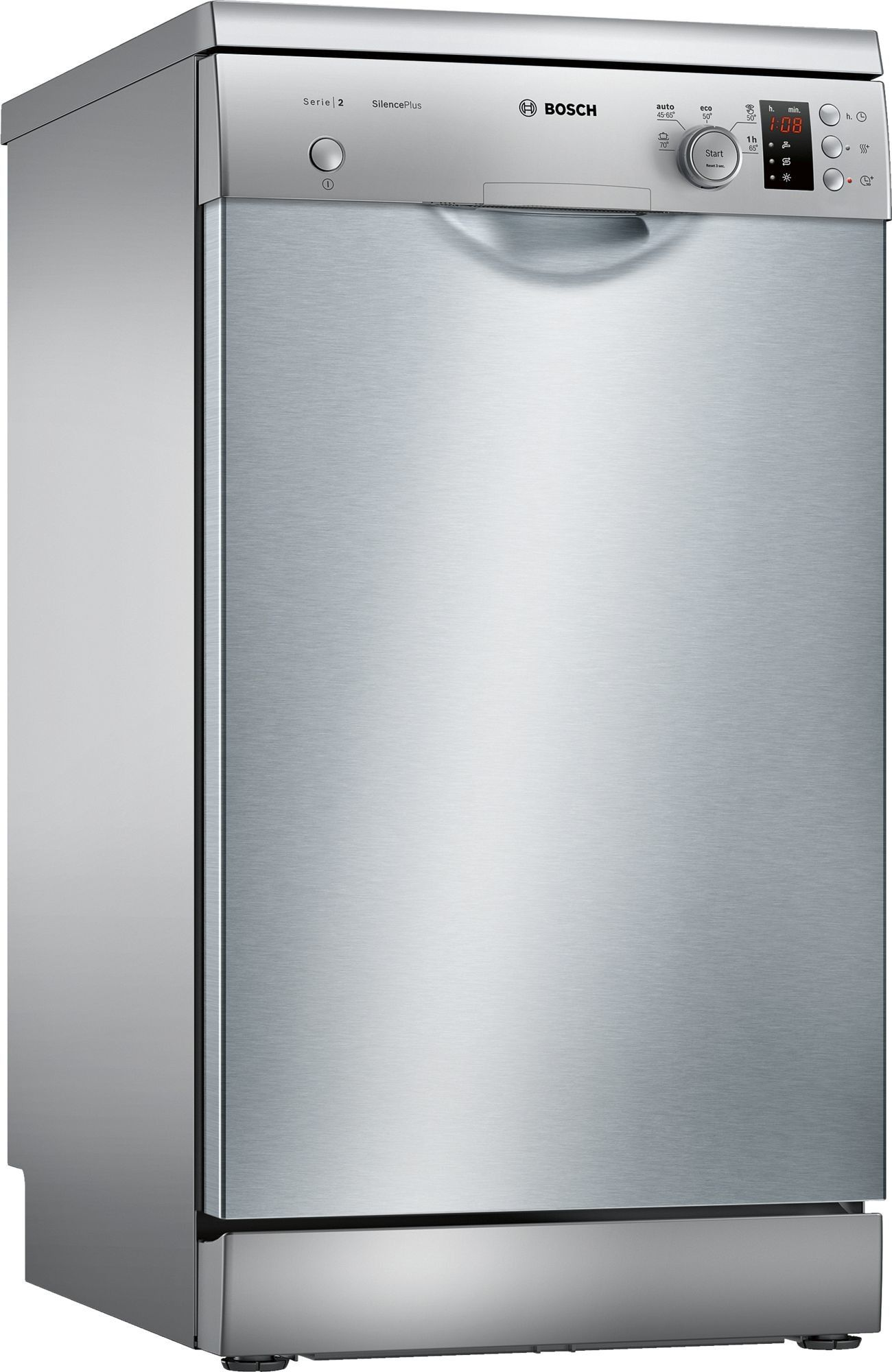Bosch Serie 2 Sps25ci07e Freestanding 9 Place Settings A Dishwasher 670 00 Bosch Https Integrated Dishwasher Freestanding Dishwashers Bosch Dishwashers