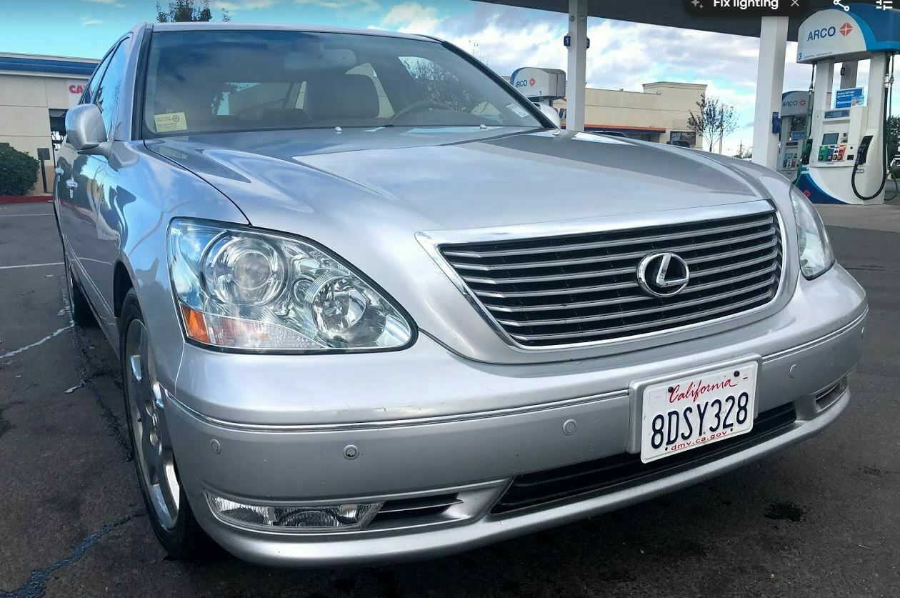 Used 2004 Lexus Ls 4dr Sdn 2004 Lexus Ls 430 4dr Sdn 87k Mi Silver Luxury Mint Condition Won T Last 2020 Is In Stock And For Sale Mycarboard Com Lexus Ls Lexus Luxury