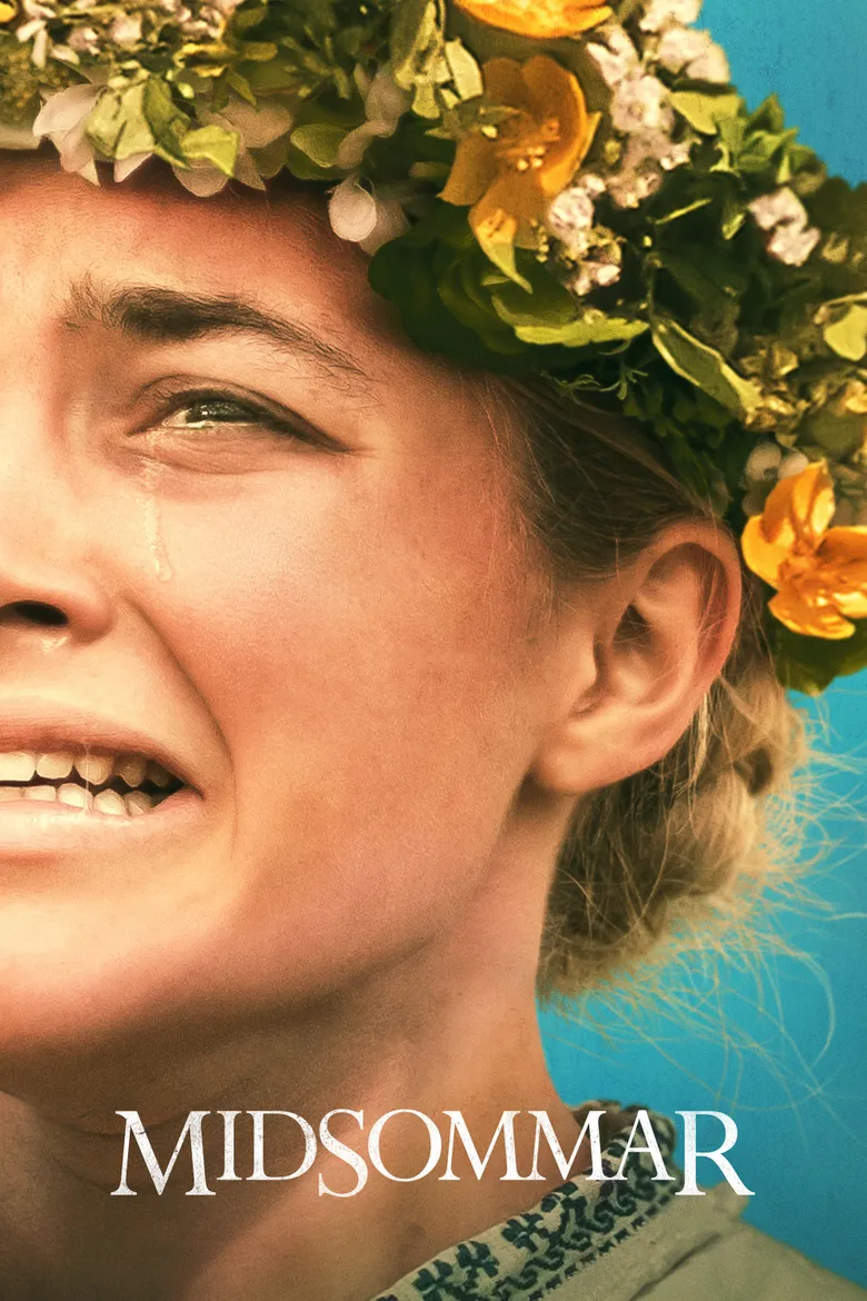 Midsommar 2019 Where To Watch It Streaming Online Reelgood Movie Posters Vintage Movie Posters Design Movie Posters