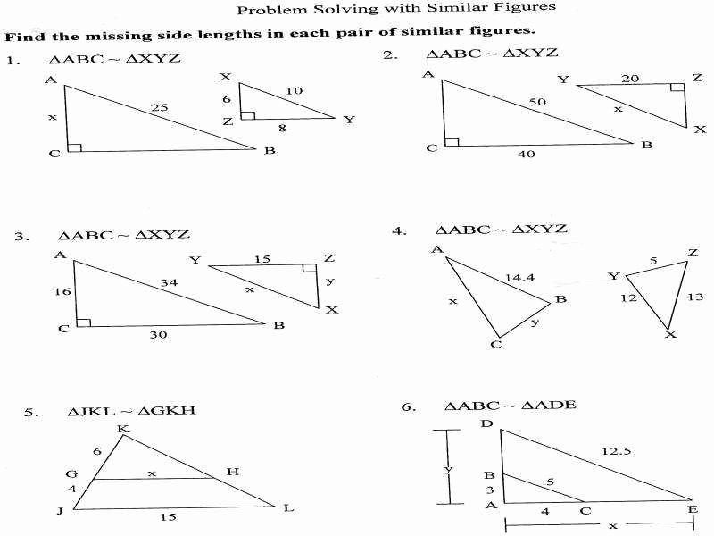 50 Finding Scale Factor Worksheet In 2020 Math Worksheets Kids