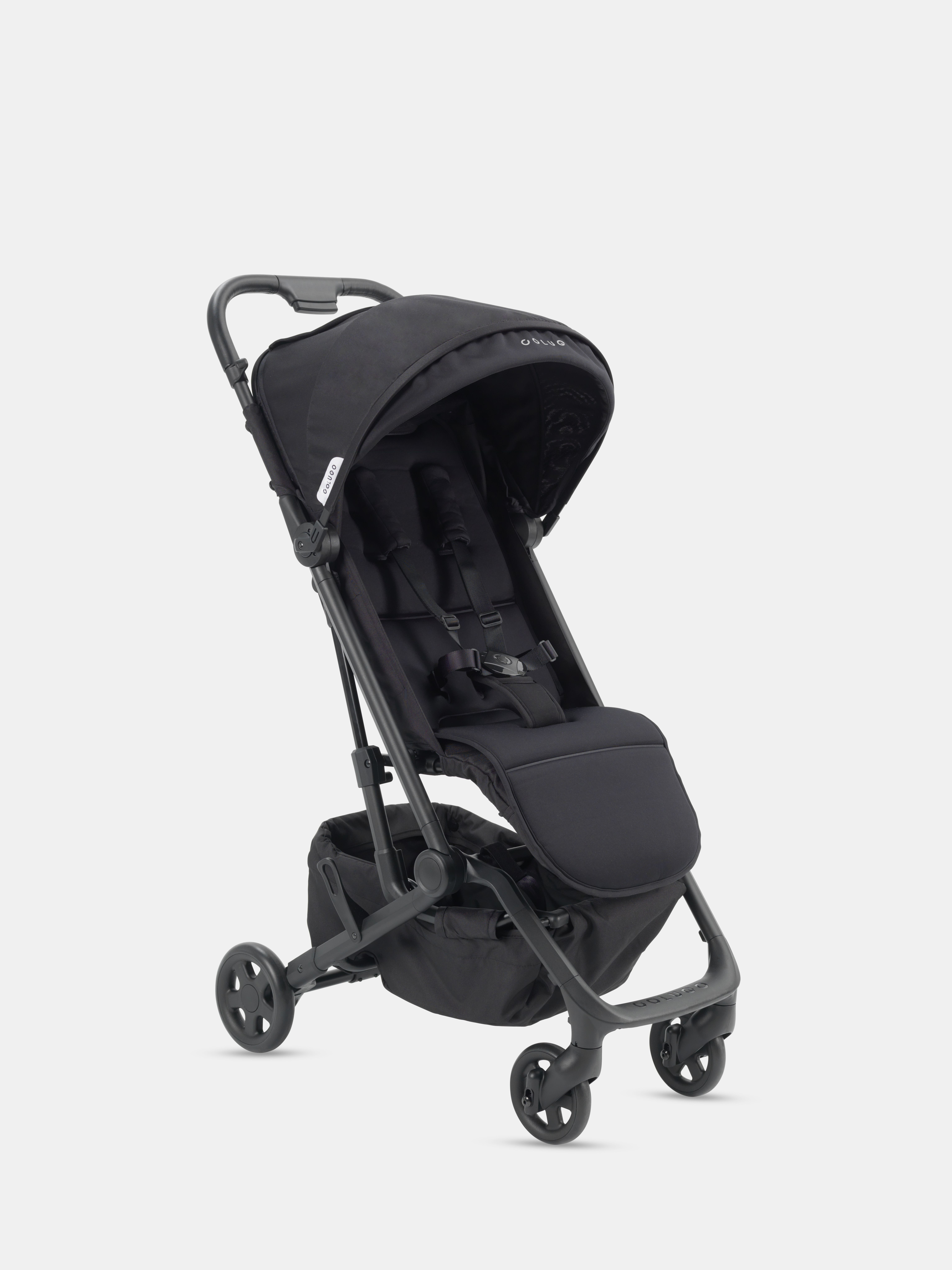 The stroller that folds with one hand, fits almost