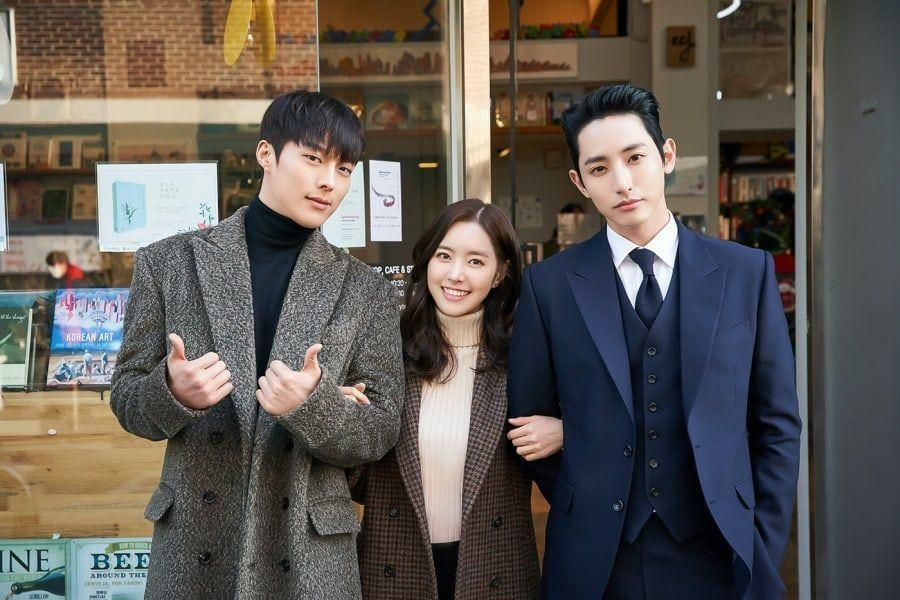 "Jang Ki Yong, Jin Se Yeon, And Lee Soo Hyuk Share What To Expect In The 2nd Half Of ""Born Again"""