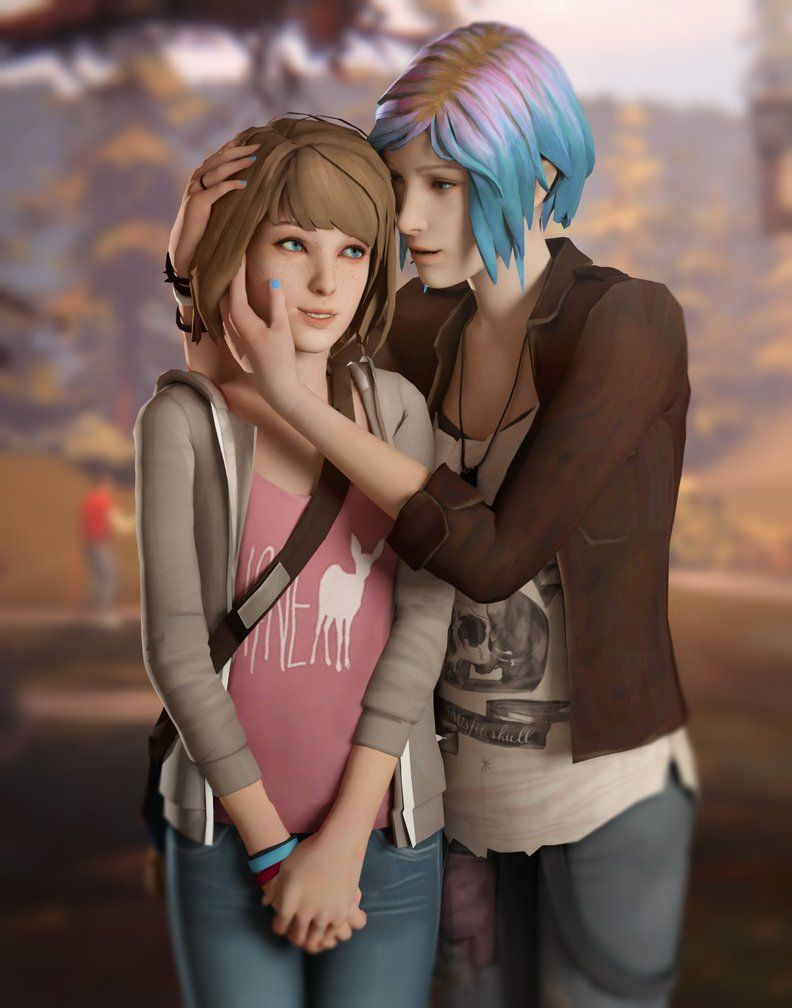 Maxine caulfield and chloe price futanari