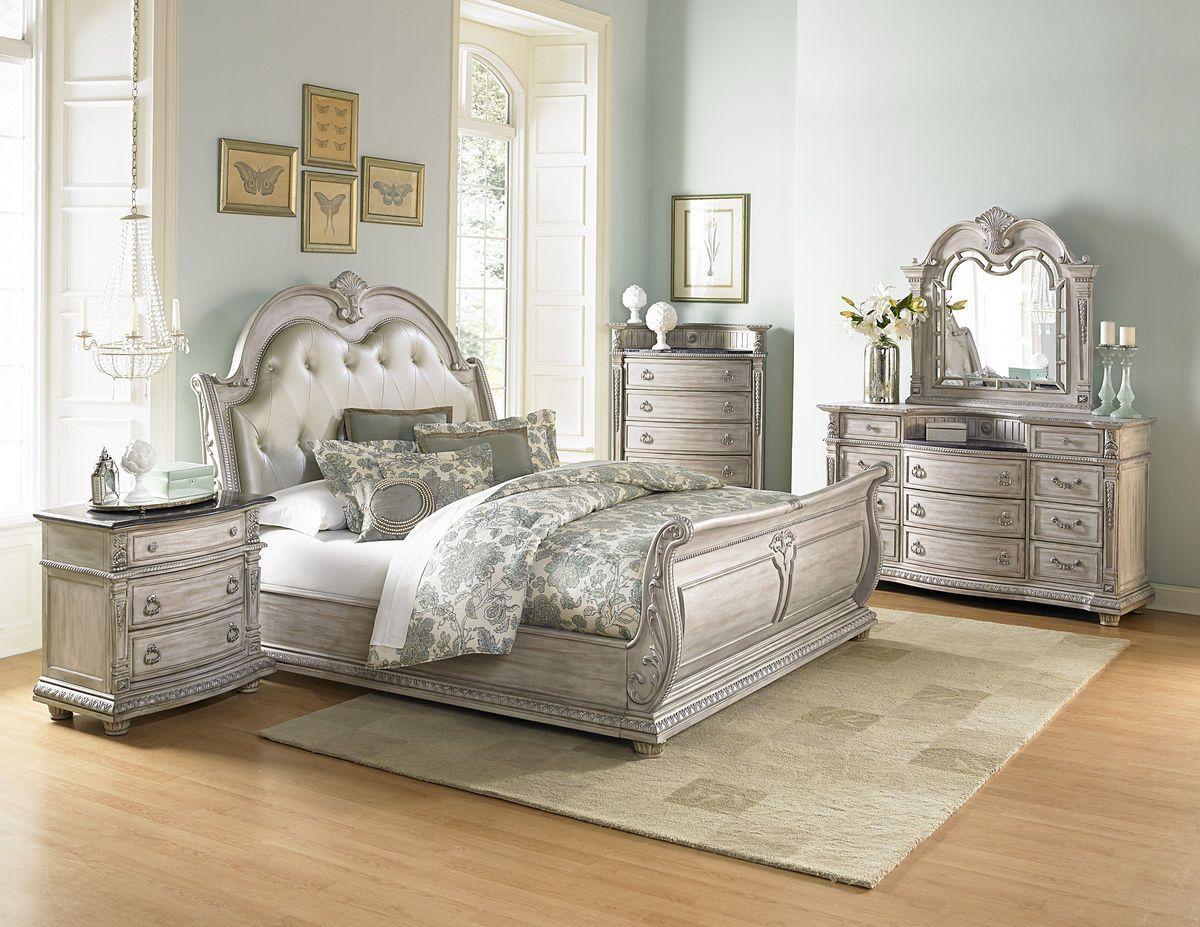 Palace ii california king sleigh bed pinterest california king