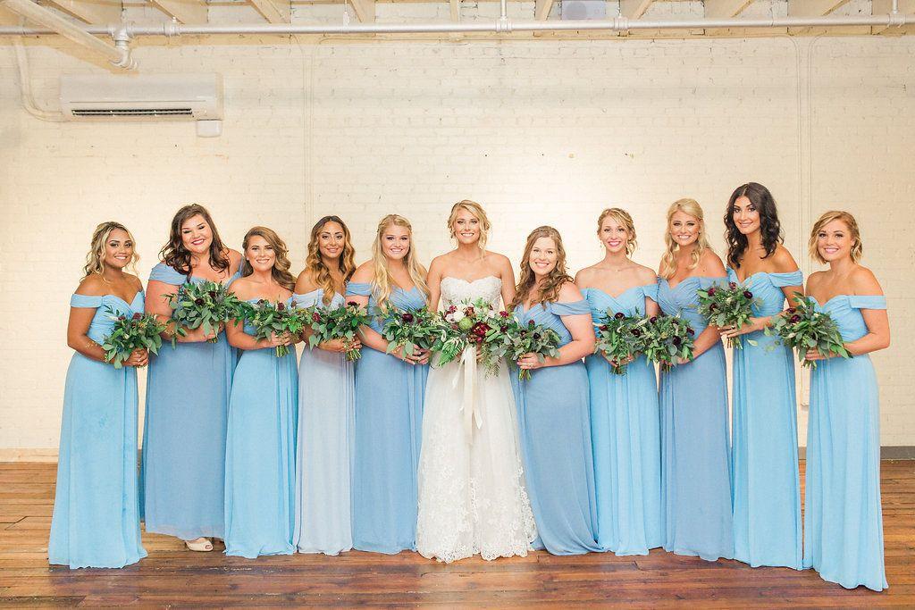 BRIK Venue | Fort Worth | Texas | Wedding | Bride | Bridesmaids ...