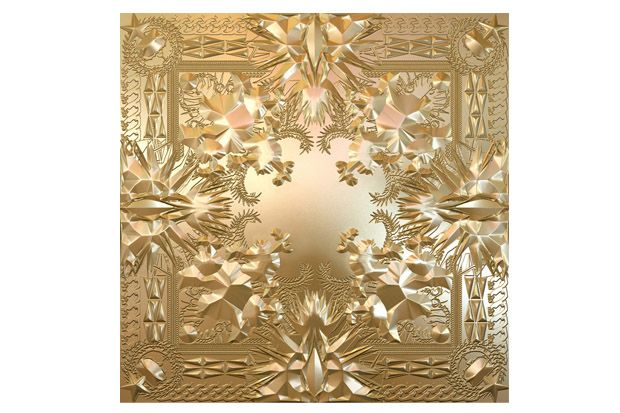Kanye West Jay Z S Watch The Throne Album Cover By Riccardo Tisci Jay Z Kanye West Jay Z Rap Albums