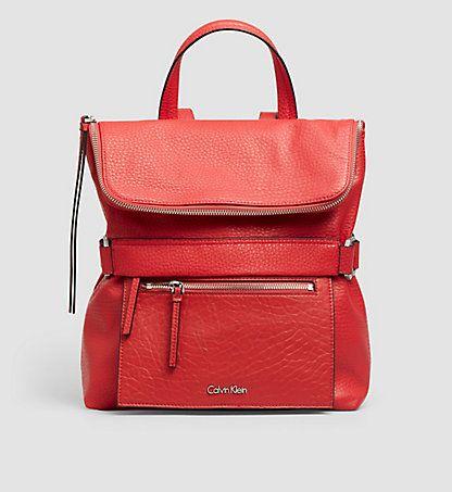 design di qualità ad3c4 6de96 Zainetto 'Calvin Klein' con il 50% di sconto | IDEE E ...