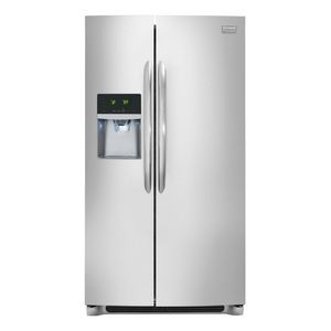 Frigidaire Gallery 22 6 Cu Ft Side By Side Refrigerator