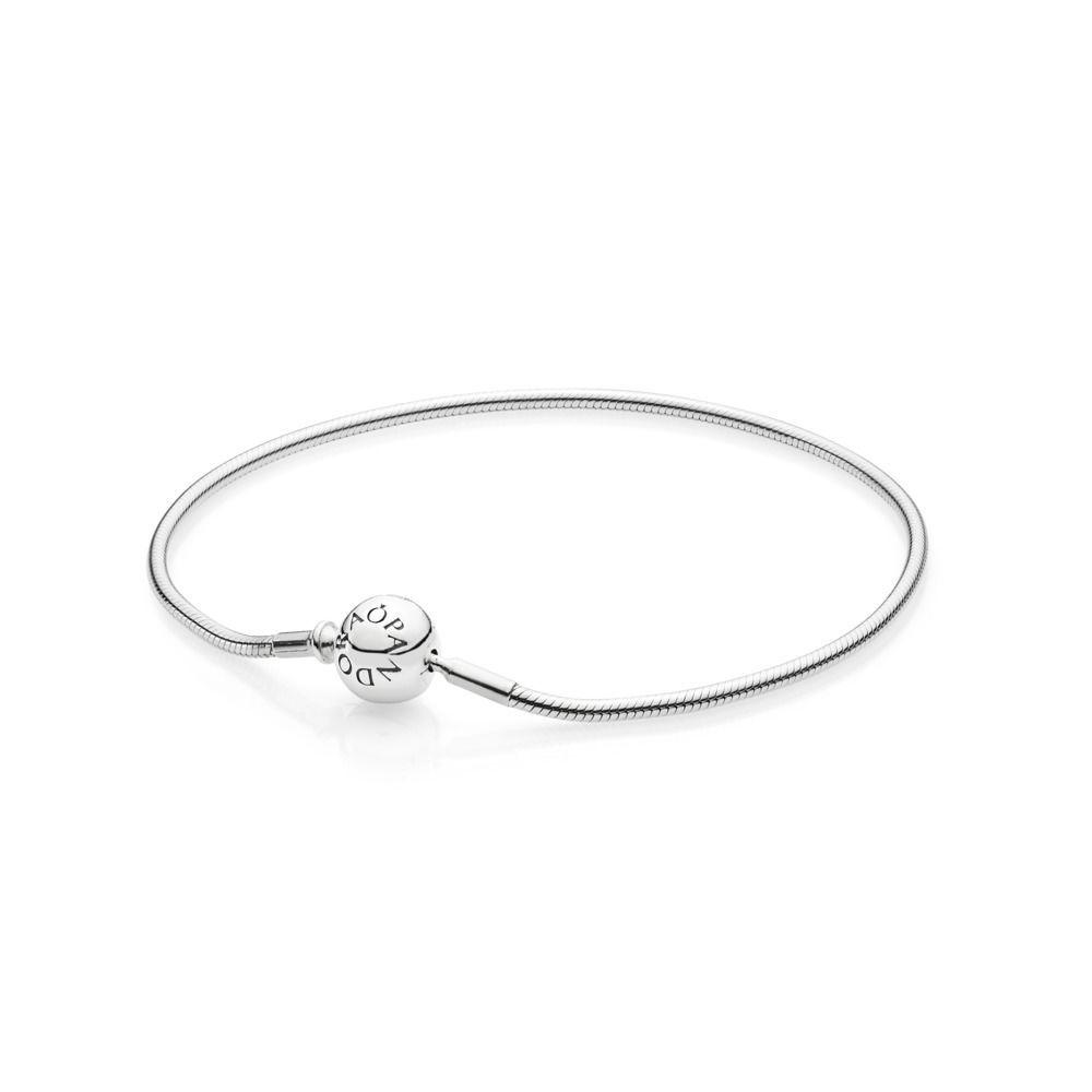 ESSENCE COLLECTION Silver Bracelet - Pandora UK | PANDORA eSTORE